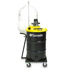 Tornado® Single Electric Jumbo Wet/Dry Vacuum