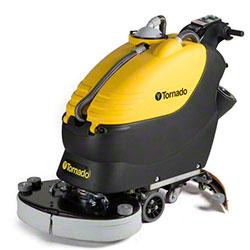 Tornado® BD20/11 & BR1811 Small Walk-Behind Auto Scrubbers