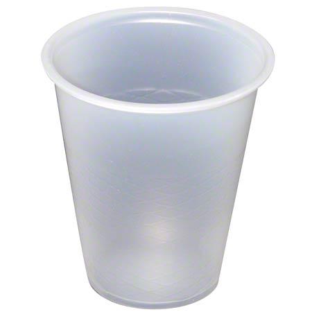 Fabri-Kal® Translucent Cold Cups - 3 oz. w/Sidewall Rings
