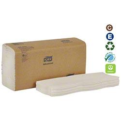 Tork® Advanced Multifold Hand Towel - White