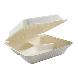 PrimeWare® Large Hinged Lid Container