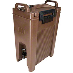 Carlisle Cateraide™ Beverage Server - 5 Gal., Brown