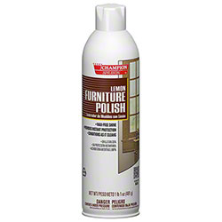 Champion Sprayon® Furniture Polish - 17 oz. Net Wt.
