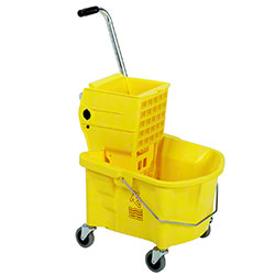 Continental Splash Guard™ Combo Pack -26 Qt., SW11,Yellow