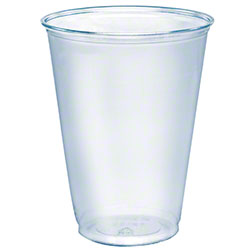 Solo® Ultra Clear™ Clear PET Cup - 10 oz. Tall