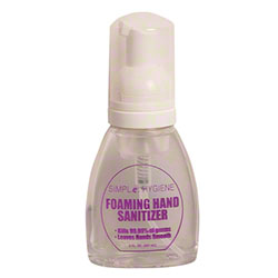 Simple Hygiene Foaming Hand Sanitizer - 8 oz.