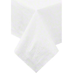 Hoffmaster® 482 Tablecover - White (W)