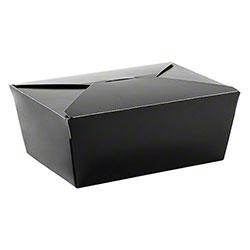 Inno-Pak® Inno-Box Carton - #1, Black