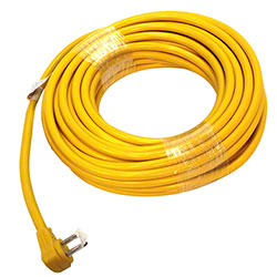 KaiVac® 14GA 3 Wire Yellow Extension Cord - 100'