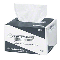 Kimberly-Clark® Kimtech Science™ Precision Wipes -White