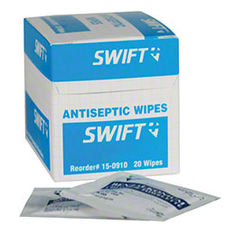 North® Swift Antiseptic Wipes - 20 ct.