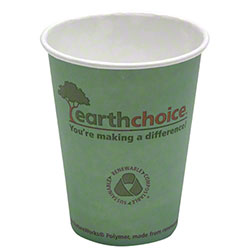 Pactiv EarthChoice® PLA Lined Hot Cups