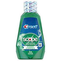 Crest® Scope® Classic Original Mint Rinse - 36 mL