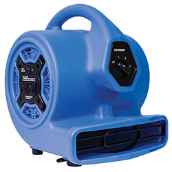 XPOWER® Compact Air Mover w/Daisy Chain