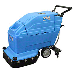 "Aztec ProScrub Automatic Floor Scrubber - 20"", Wet Cell"