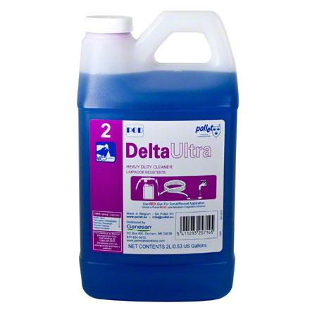 Genesan™ Delta Ultra Heavy Duty Cleaner/Degreaser - 2 L