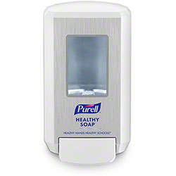 GOJO® Purell® CS4 Soap Dispenser - 1250 mL, White