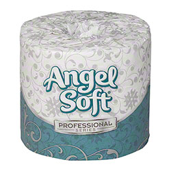 "GP Pro™ Angel Soft® 2-Ply Bath Tissue - 4.0"" x 4.0"""