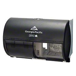 georgia pacific compact toilet paper dispenser instructions