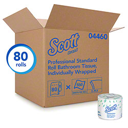 "Scott® Standard Bath Tissue -4.1"" x 4.0"""