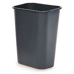 Untouchable® Soft Wastebasket - Large, 41 1/4 Qt.