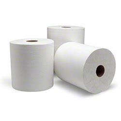 PRO-LINK® UltraWhite Green Certified Elite Roll Towels
