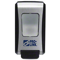 PRO-LINK® Optimum 2000 mL Dispenser - Chrome/Black