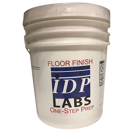 IDP Labs One Step Prep Floor Finish - 5 Gal.