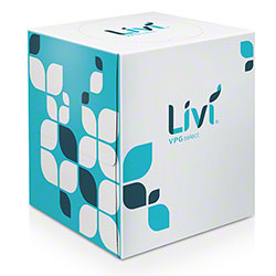 Livi® VPG® Select Cube Box Facial Tissue - 90 ct.