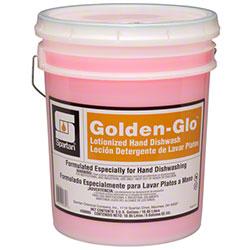 Spartan Golden Glo™ Lotionized Hand Dishwash - 5 Gal.