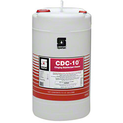 Spartan CDC-10® Clinging Disinfectant Cleaner - 15 Gal.