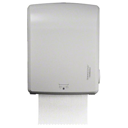 Von Drehle Transcend™ Hands-Free Towel Dispenser - White