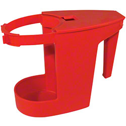 Impact® Super Toilet Bowl Caddie - Red