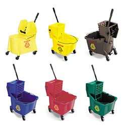 Rubbermaid® Bucket/Wringer Combination Packs