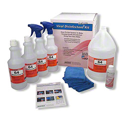 Multi-Clean® Viral Disinfection Deluxe Kit