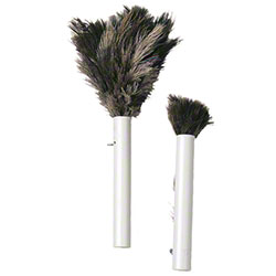 Tolco® Retractable Ostrich Feather Duster - 16""
