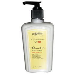 Bigelow Body Lotion - 10 oz., Lemon