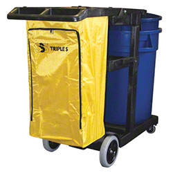 SSS® Janitor Cart - Grey