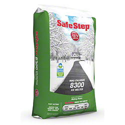 Safe Step® Mag Chloride 8300® Ice Melter - 50 lb. Bag