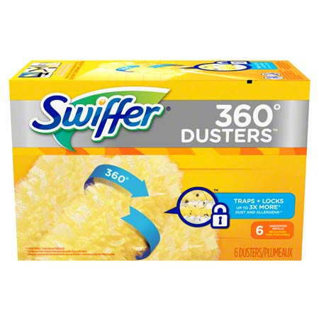 P&G Swiffer® Duster™ 360° Unscented Refill - 6 ct.