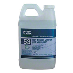 PRO-LINK® ChemiCenter #53 Cleaner/Degreaser - 1/2 Gal.