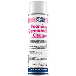 PRO-LINK® Foaming Germicidal Cleaner - 19 oz. Net Wt.
