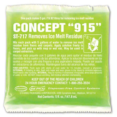 "Stearns® ONE PACKS Concept ""915"" Ice Melt Remover - 5 oz."