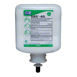 Deb® SBS® 40 Medicated Skin Cream - 1 L Cartridge