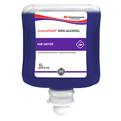 SCJP InstantFOAM® Non-Alcohol Foam Hand Sanitizer - 1 L Cartridge