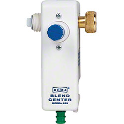 DEMA® Blend Center Dispenser w/1 gpm Proportioner