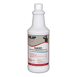 Filip NASD Non-Acid Surface Disinfectant - Qt.