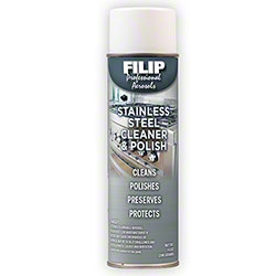 Filip Stainless Steel Cleaner & Polish - 14 oz.