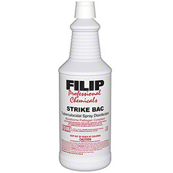 Filip Strike Bac Tuberculocidal Spray Cleaner - Qt.