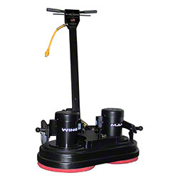 Black Widow™ Wingman Dual Head Floor Machine - 29""
